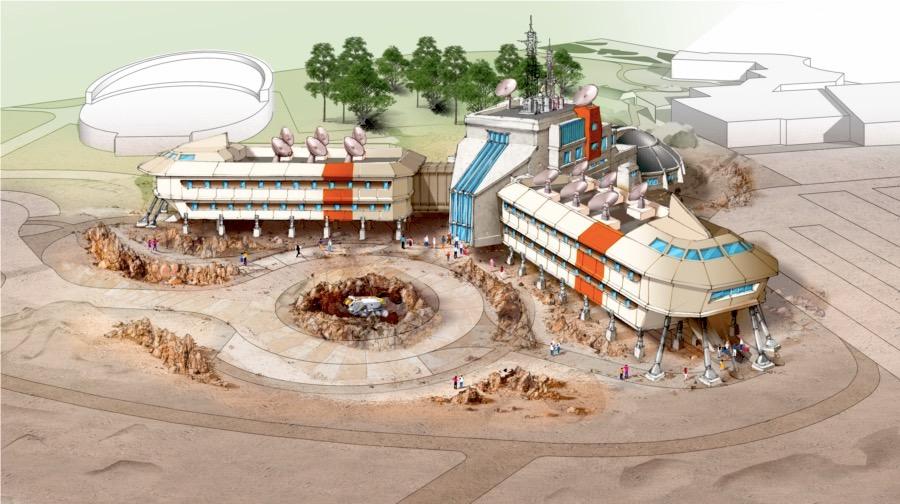 hôtel Cosmos Futuroscope 2022 : sejour insolite au Futuroscope